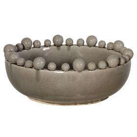 Grey bowl - cravenandhargreaves