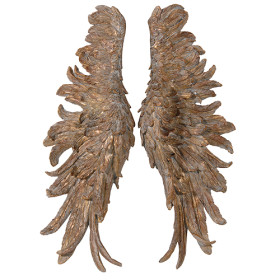 Pair of Angel wings - cravenandhargreaves