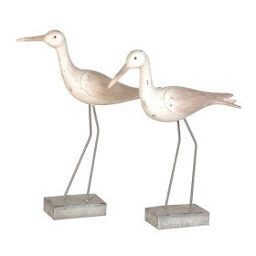 Pair of long leg birds - cravenandhargreaves